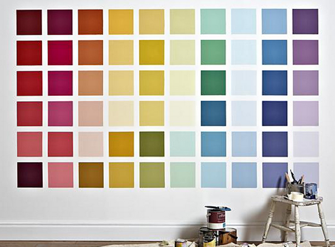 Design i migliori colori per dipingere le pareti di casa ricco immobiliare - Colori da interno ...
